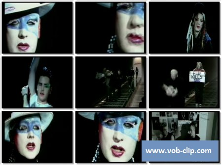 Hi-Gate Feat. Boy George - Out Of Fashion (2003) (VOB)
