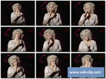 Dolly Parton - I Will Always Love You (1979) (VOB)