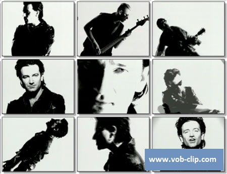 U2 - Who's Gonna Ride Your Wild Horses (1991) (VOB)