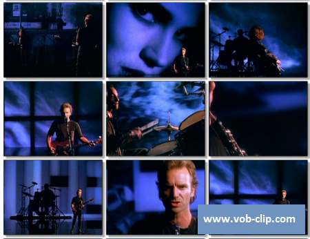 Sting - Soul Cages (1991) (VOB)