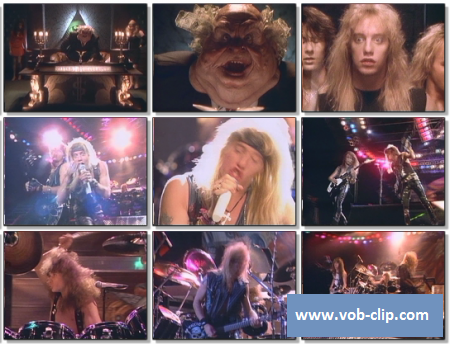Warrant - Big Talk (1989) (VOB)