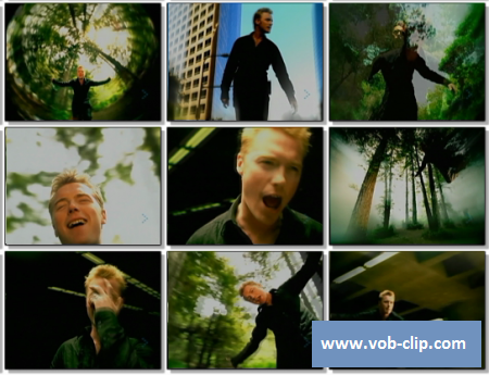 Ronan Keating - Life Is A Rollercoaster (2000) (VOB)