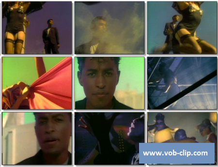 Babyface - It's No Crime (1989) (VOB)