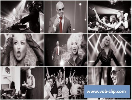Pitbull Feat. Christina Aguilera - Feel This Moment (Jump Smokers Remix) (2013) (VOB)