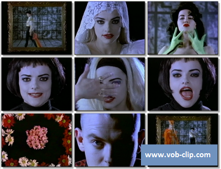 Adamski Feat. Nina Hagen - Get Your Body (1992) (VOB)