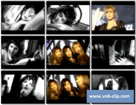 Wilson Phillips - You Won't See Me Cry (1992) (VOB)