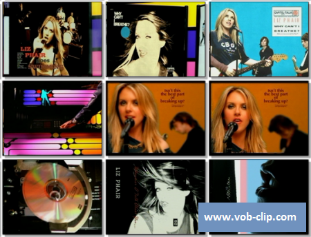 Liz Phair - Why Can't I (2003) (VOB)