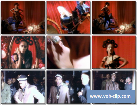 Jody Watley Feat. Eric B. And Rakim - Friends (1989) (VOB)