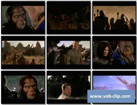 Mtm 102 - Planet Of The Apes (2001) (VOB)