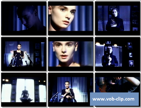 Sinead O'Connor - Success Has Made A Failure Of Our Home (1992) (VOB)