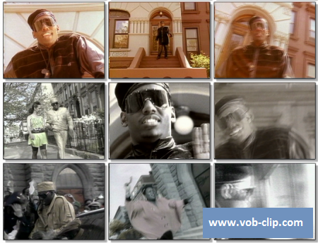 Kool Moe Dee - They Want Money (1989) (VOB)