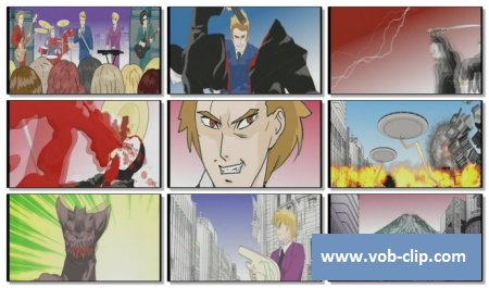 Duran Duran - Careless Memories (Cartoon Version) (2005) (VOB)