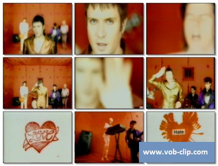 Duran Duran - Perfect Day (1995) (VOB)