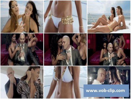 Pitbull Feat. TJR - Don't Stop The Party (Chuckie Funky Vodka Remix) (2013) (VOB)