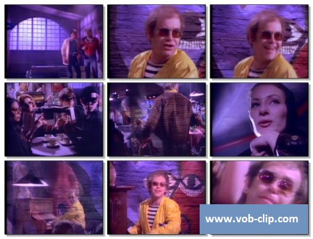 Elton John - Just Like Belgium (1982) (VOB)