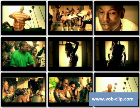 Keith Murray Feat. Tyrese - Nobody Do It Better (2007) (VOB)