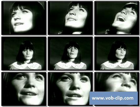 Sandie Shaw - (There's) Always Something There To Remind Me (1964) (VOB)