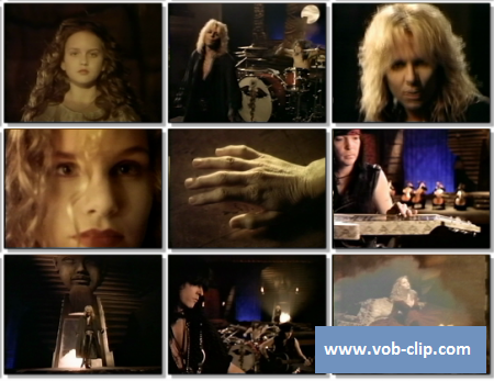 Motley Crue - Without You (1989) (VOB)