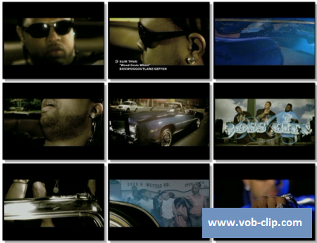 Slim Thug - Wood Grain Wheel (2007) (VOB)