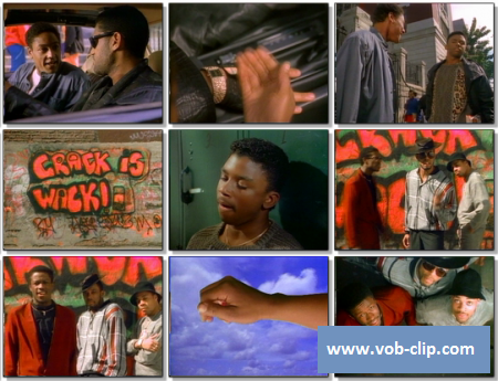 Whodini - Growing Up (1986) (VOB)