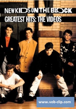 New Kids On The Block - Greatest Hits: The Videos (1999) (DVD5)