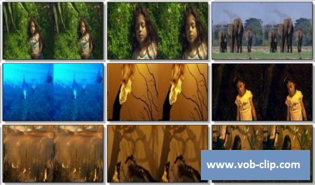 Michael Jackson - Earth Song (2009) (3D)