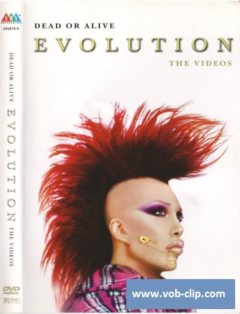 Dead Or Alive - Evolution (The Videos) (2003) (DVD9)