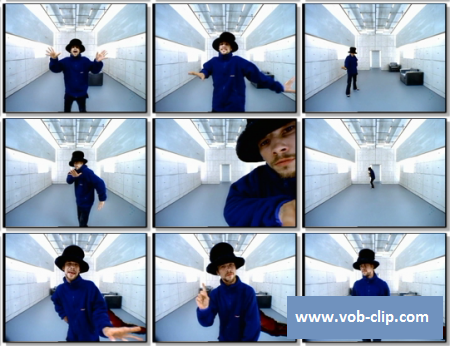 Jamiroquai - Virtual Insanity (1996) (VOB)
