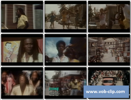Eddy Grant - Dance Party (1986) (VOB)