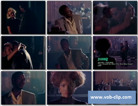 Jeffrey Osborne - You Should Be Mine (The Woo Woo Song) (1986) (VOB)