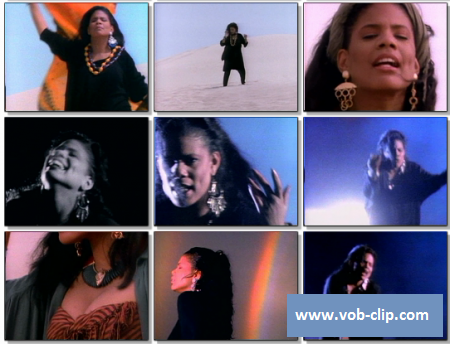 Sharon Bryant - Let Go (1989) (VOB)