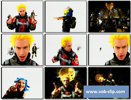 Powerman 5000 - Nobody's Real (1999) (VOB)