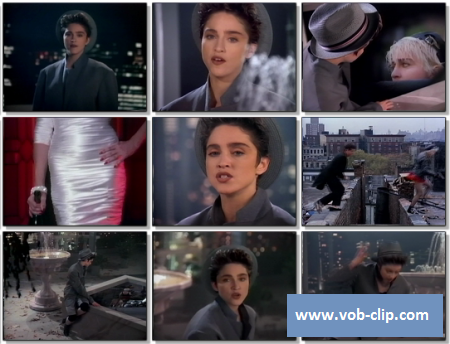 Madonna - Who's That Girl (1987) (VOB)