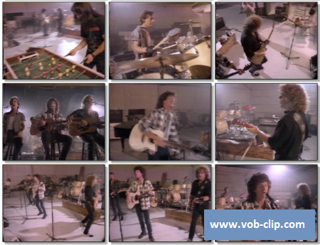 Reo Speedwagon - In My Dreams (1987) (VOB)