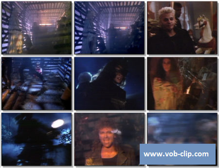 Lou Gramm - Lost In The Shadows (1987) (VOB)