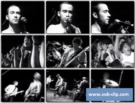 Live - White, Disscussion (1994) (VOB)
