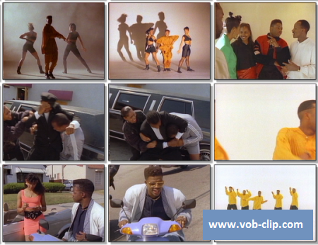 New Edition - N.E. Heartbreak (1989) (VOB)