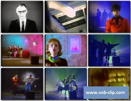 Bingo Boys - How To Dance (Rockamerica Remix) (1991) (VOB)