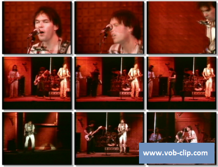 Neil Young And Crazy Horse - Hey Hey, My My (Into The Black) (1979) (VOB)