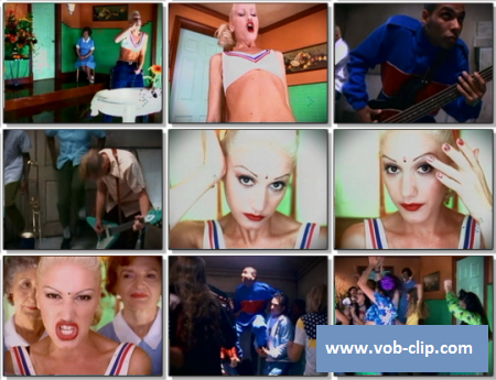No Doubt - Just A Girl (1995) (VOB)