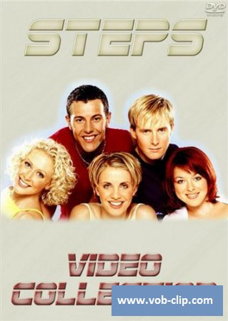 Steps - Video Collection (2009) (DVD5)
