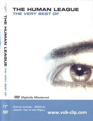 Human League - The Very Best Of (2003) (DVD9)