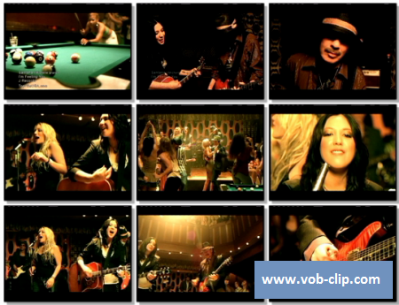 Santana Feat. Michelle Branch - I'm Feeling You (2005) (VOB)