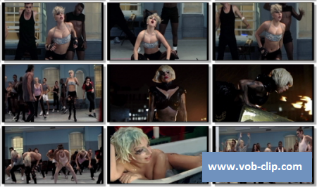 Lady GaGa - Marry The Night (Single Version) (2011) (VOB)