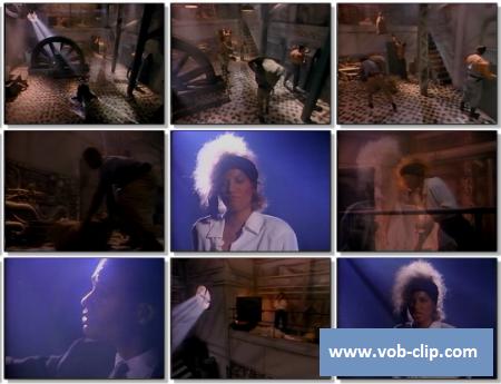 Cherrelle - Artificial Heart (1985) (VOB)