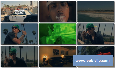 Kid Ink - Cali Dreamin (2011) (VOB)