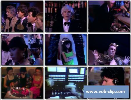 Cars - Hello Again (1984) (VOB)