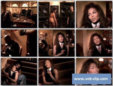 Janet Jackson - That's The Way Love Goes (1993) (VOB)