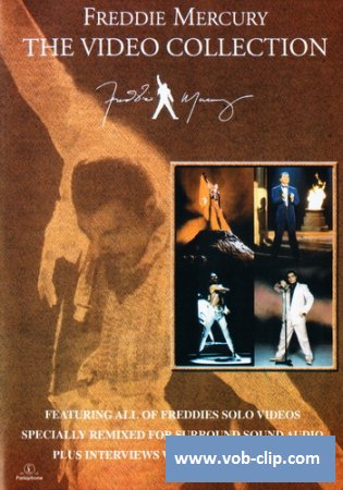 Freddie Mercury - The Video Collection (2000) (DVD5)