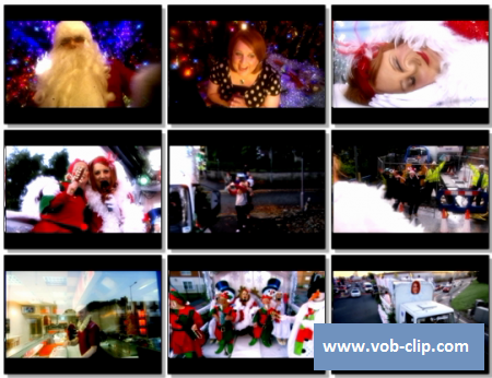 Geraldine McQueen - Once Upon A Christmas Song (2008) (VOB)